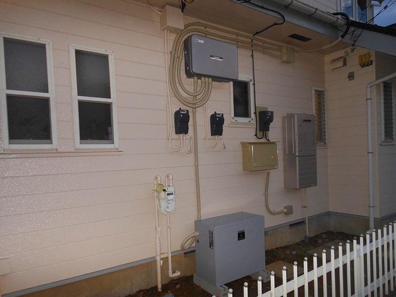 パワーコンディショナー及び蓄電池設置|平塚市